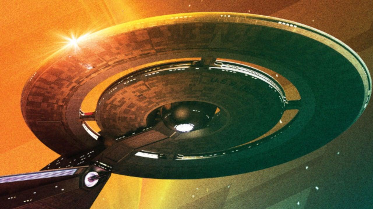 Star Trek Discovery Comic