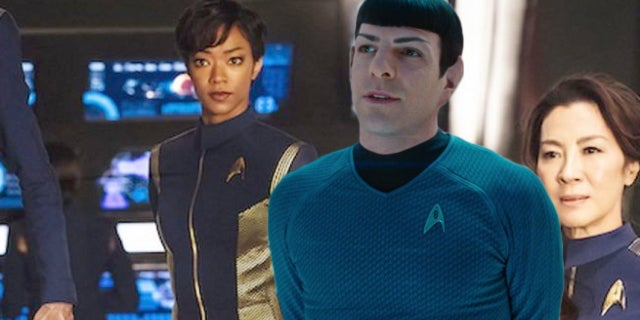 Star Trek: Discovery's Lead Is Spock's Half-Sister