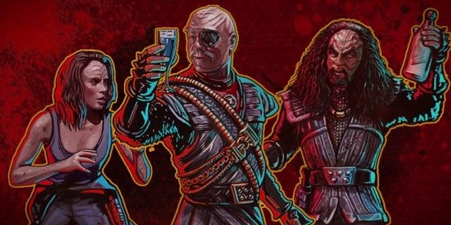 Star Trek Klingons