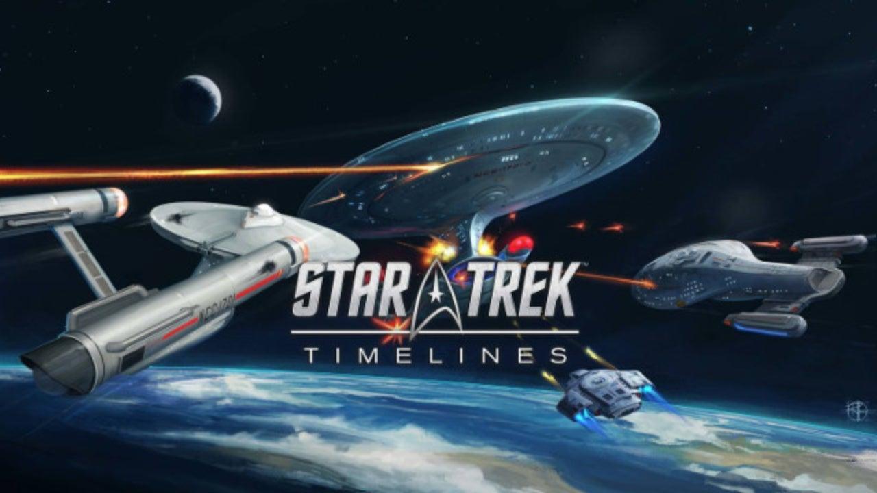 star trek timelines steam