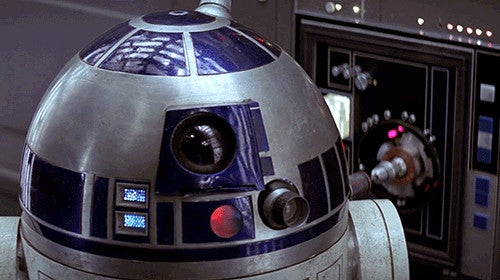 star wars best co-pilot r2-d2