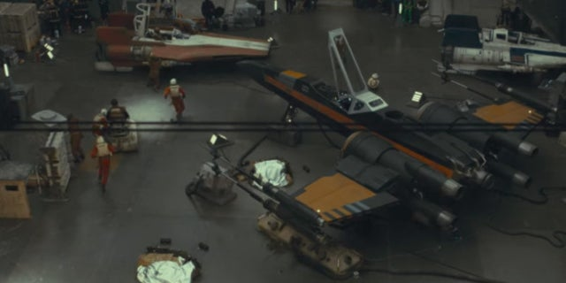 star wars the last jedi a-wing