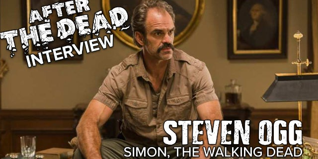 Steven Ogg Talks The Walking Dead screen capture