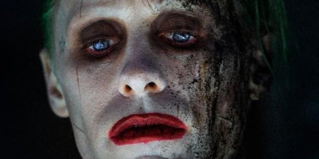 suicide squad dp shares haunting photo of jared leto 39 s joker. Black Bedroom Furniture Sets. Home Design Ideas