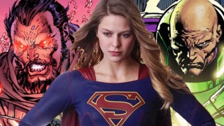 supergirl zod lex luthor