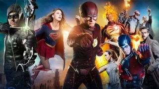 The CW DC Crossover