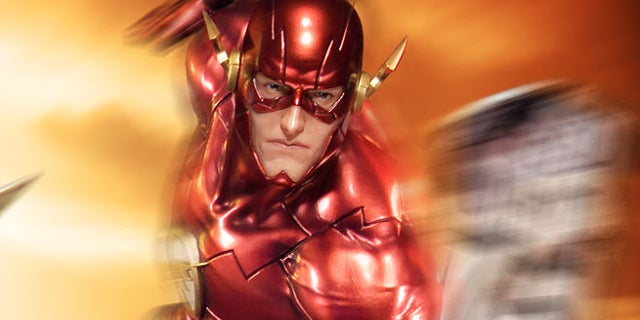 the flash new 52 sideshow prime 1