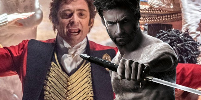 The Greatest Showman Hugh Jackman Wolverine