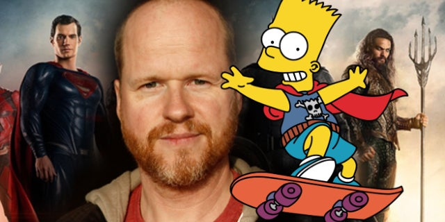 The Simpsons Joss Whedon Justice League