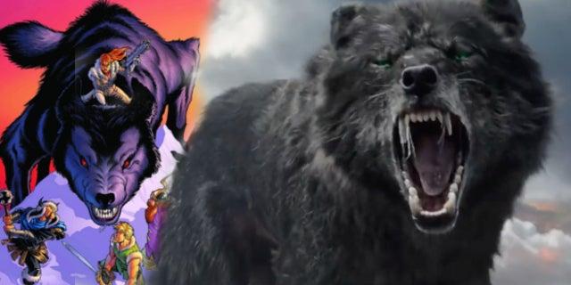Thor 3 Marvel Fenris Wolf