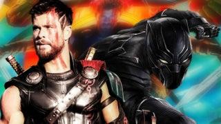 Thor-Ragnarok-Black-Panther-Posters