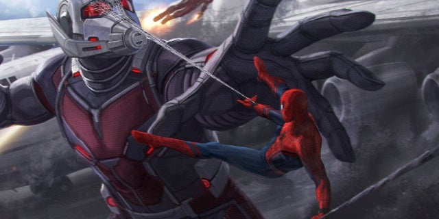 Tom Holland Details Dream Ant-Man Spider-Man Team Up