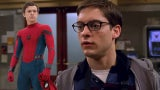 Tom Holland Spider-Man Tobey Maguire
