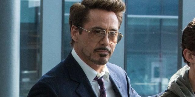 Tony Stark Robert Downey Jr