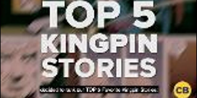 Top 5 Kingpin Stories screen capture