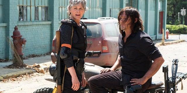 TWD Daryl Carol 801