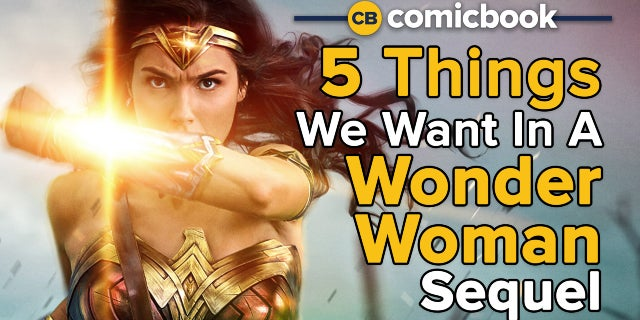 Wonder Woman 2: 5 Things We Want to See in the Sequel screen capture