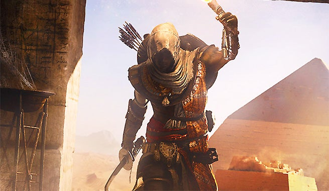 Assassin's Creed Origins Director Says Game Won't Be On ...
