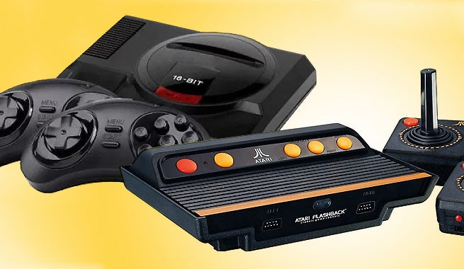 Atari And Sega Genesis Flashback Review Roundup: One's A