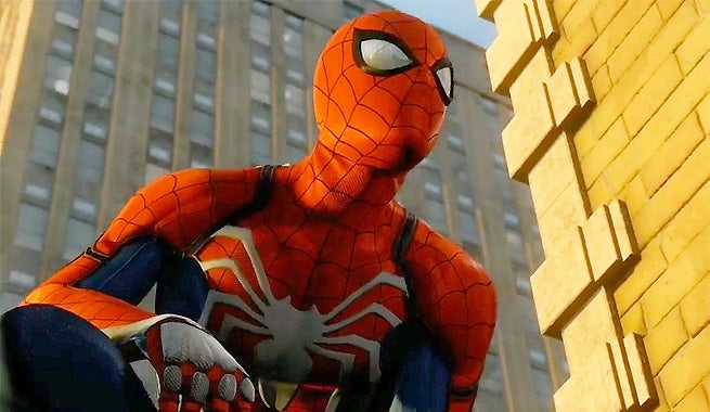 Spider-Man's new suit revealed in new image