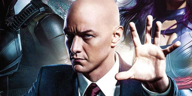 x men professor x james mcavoy