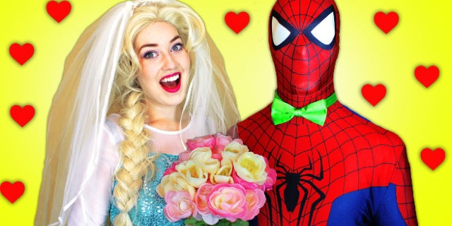 Youtube Frozen Elsa Spider-Man Videos Have Billions Of Views