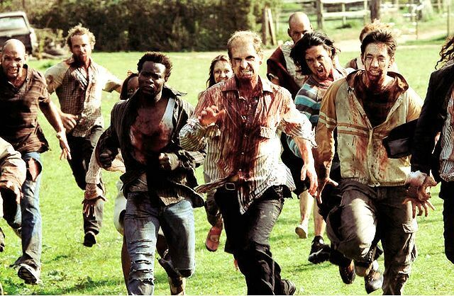 28 days later zombies
