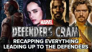 5 Defenders CRAM