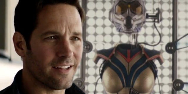 ant-man civil war