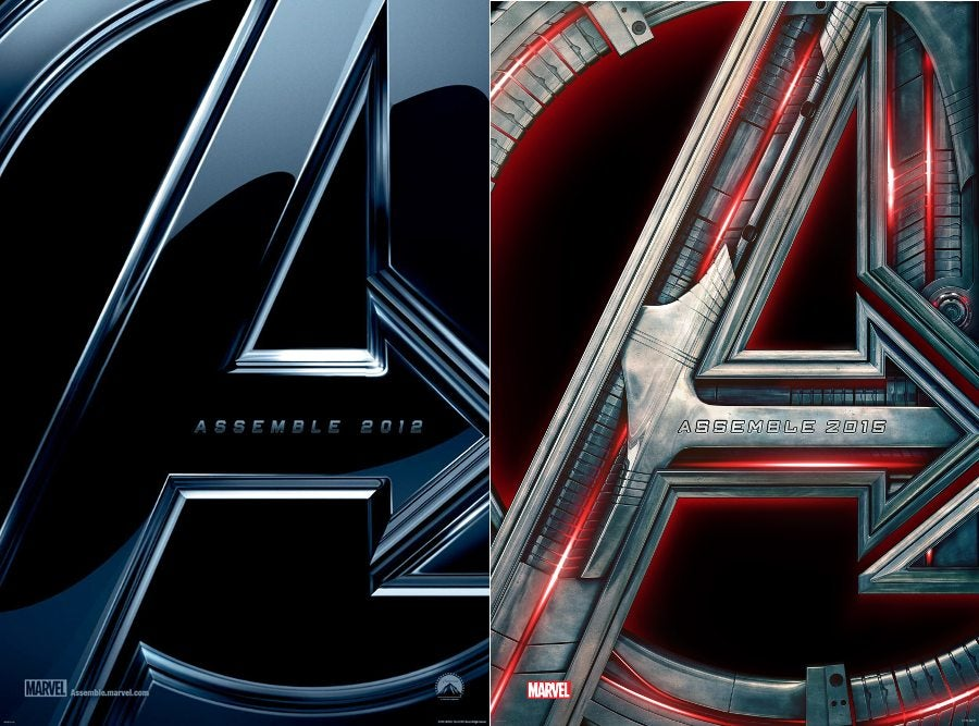 Avengers Posters