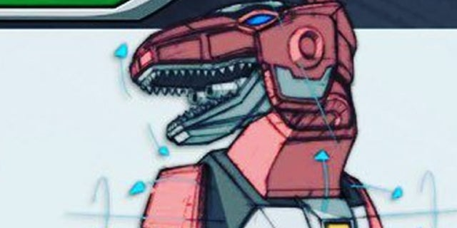 Bandai-America-Mighty-Morphin-Power-Rangers-Design-Schematics