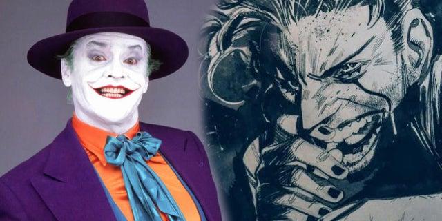Batman: White Knight Comic Will Use Joker's Name From 1989 Movie
