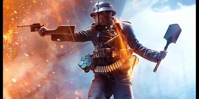 Battlefield 1 Incursions Trailer WWG screen capture