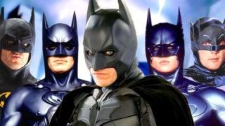 Best Worst Batman Movie TV Cowls