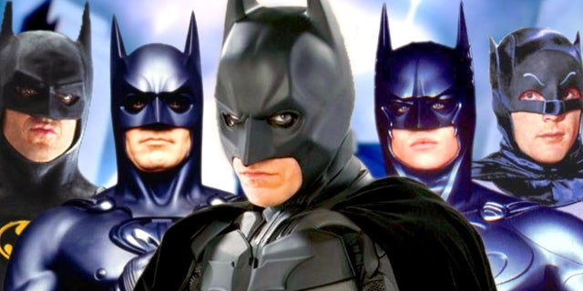 Best Worst Batman Movie TV Cowls