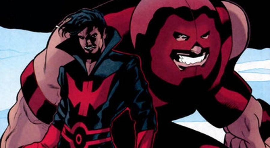 Black Tom and Juggernaut
