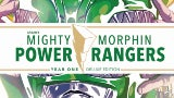 Mighty Morphin Power Rangers Deluxe Hardcover
