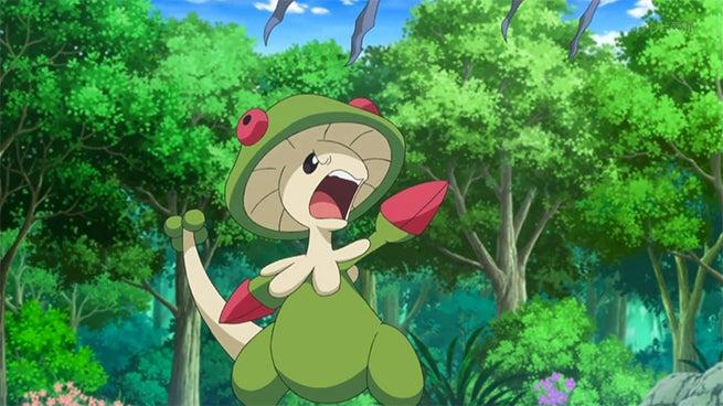 Pokemon Go Gen 3 Grass Types Revealed