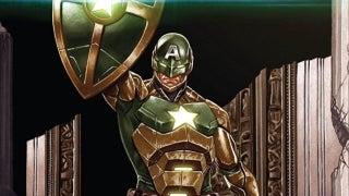 Captain America Hydra Armor Secret Empire