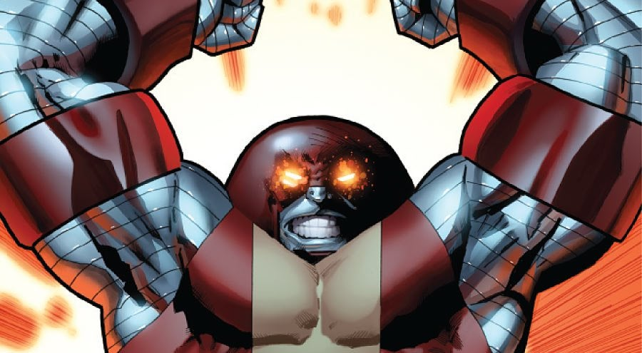 Colossus Juggernaut