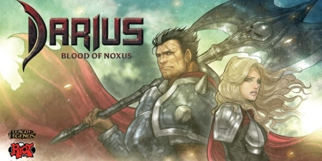 Darius Blood of Noxus