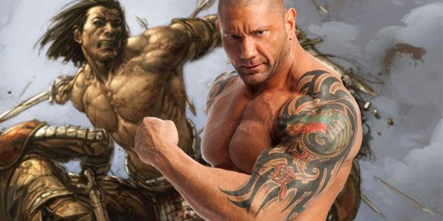 Dave Bautista Eternal Warrior