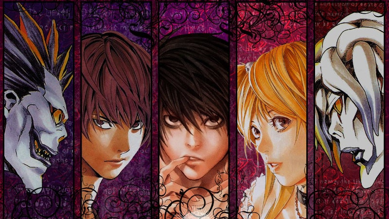 Death Note Anime Lore