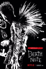 Death Note Live-Action movie poster image