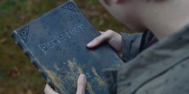 Death Note Netflix Movie