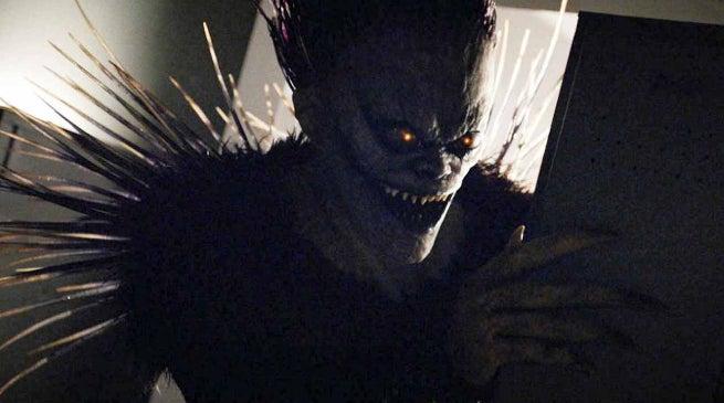 Death Note Netflix Movie Reviews