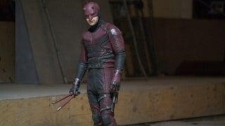 Defenders Daredevil Death