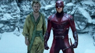 defenders daredevil iron fist