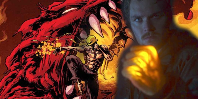 Defenders Iron Fist The Hand Dragon Bones Substance