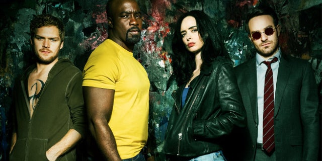 Defenders Marvel